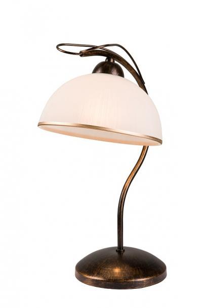 Настолна лампа Cobra 1х40W Е27 черна