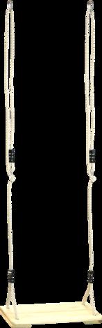 Люлка дървена# PP# 2,5м.