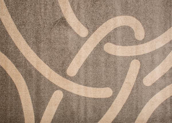 Килим Cosi сиво/слонова кост 0.7х1.4 м