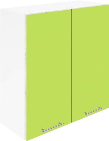 Крафт G7 горен с две врати 100см, зелен гланц