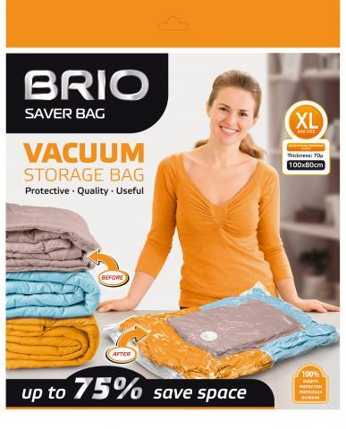 Вакуумна торба BRIO размер XL