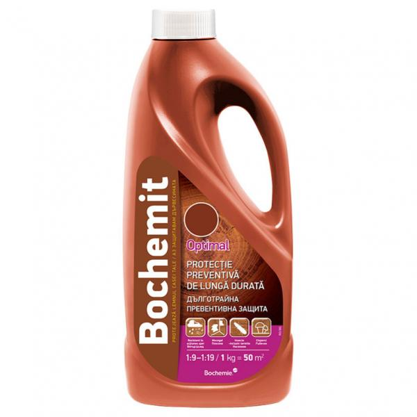 Импрегнант Bochemit Optimal 1кг, кафяв