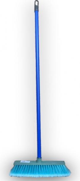 Комплект четка за метене с PVC дръжка