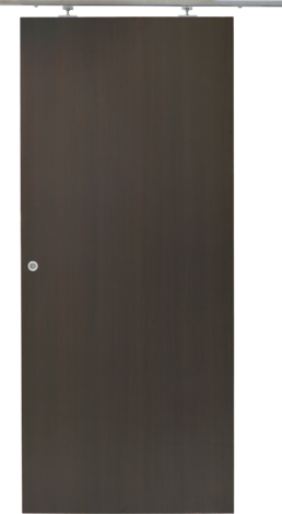 Плъзгаща врата 94х205 см. Венге