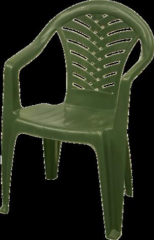 Пластмасов стол Ocean зелен