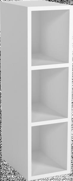 Горен открит шкаф 15х72 Мишел