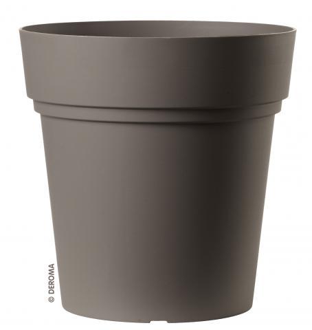 Саксия Самба Кръгла, ф30 см, сендстоун