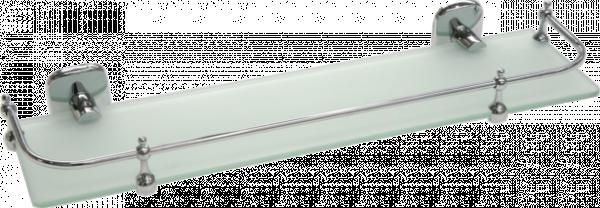 Стъклена лавица