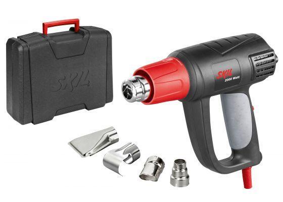 Пистолет за горещ въздух SKIL8004AA 2000W LCD