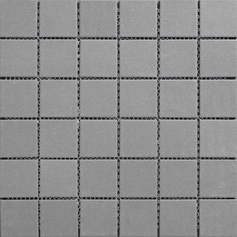 Керамична мозайка т.сива