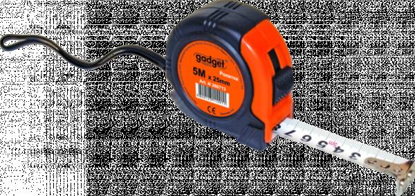 Ролетка с гума 25ммх5м Gadget