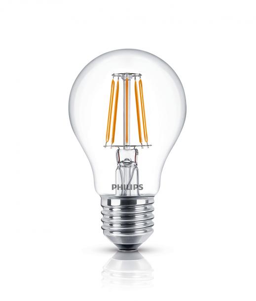 LED филамент 8W/75W/ A60 E27 2700К