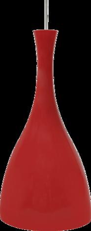 Пендел Alaska 20см червен