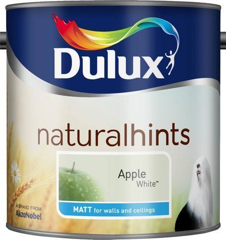 Интериорна боя DuluxMat 2.5 л, ябълково бяло