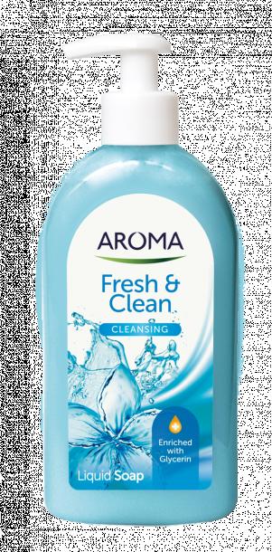 Течен сапун Aroma Clean&Fresh 500 мл