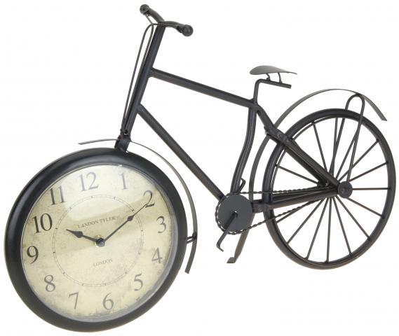 Часовник за стена, метал 50 см