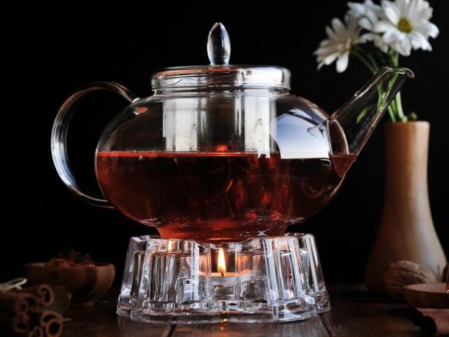 Стъклен чайник, 1400 мл. 2