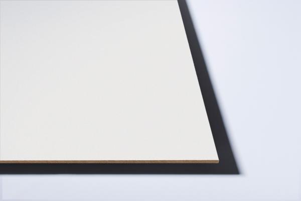 ХДФ лакиран-бял 3mm