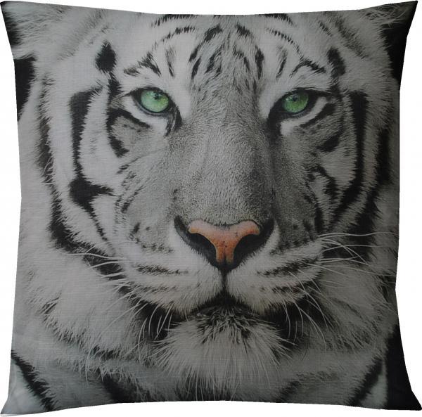 Деко възглавница 45х45см Тигър