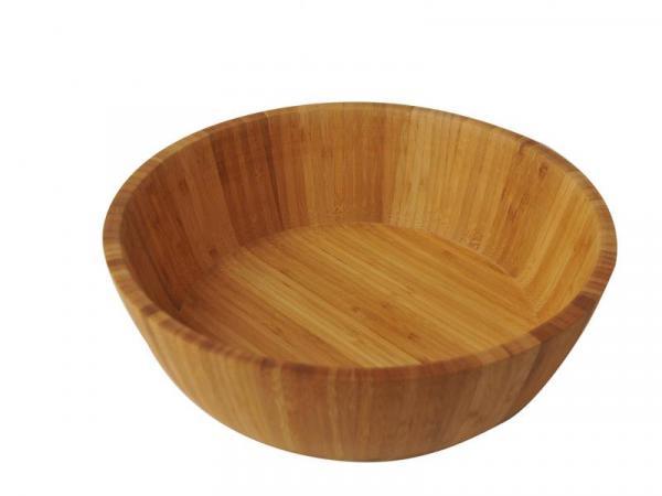 Бамбукова купа, средна