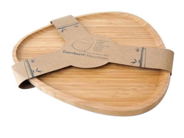Бамбукова табла, триъгълна 2