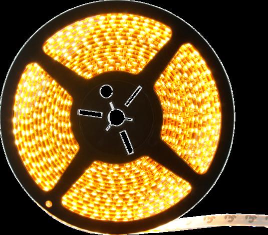 LED лента IP65 зелена