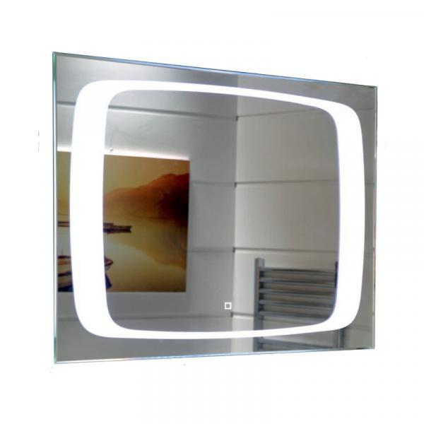 Огледало с LED осветление 80х60