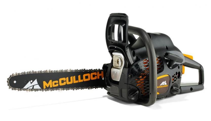 Бензинова моторен трион McCulloch CS 42S