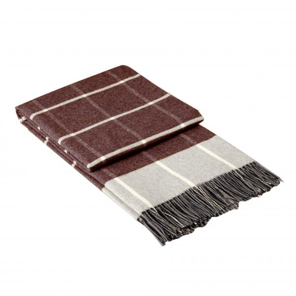 Одеяло Онтарио бордо 140x200 см