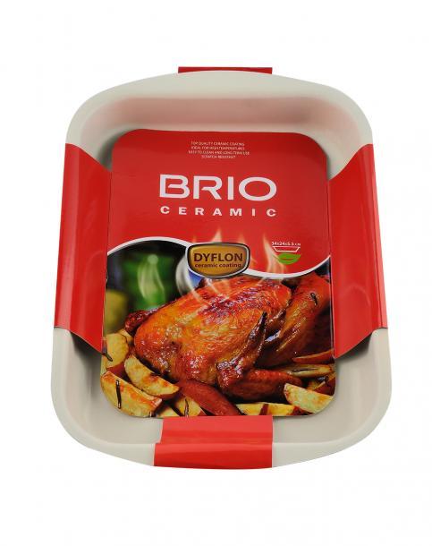 Правоъгълна тава BRIO Classica