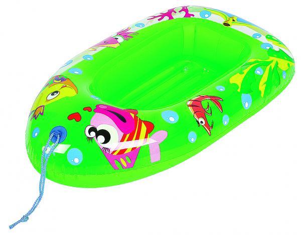 Детска надуваема лодка SEA LIFE