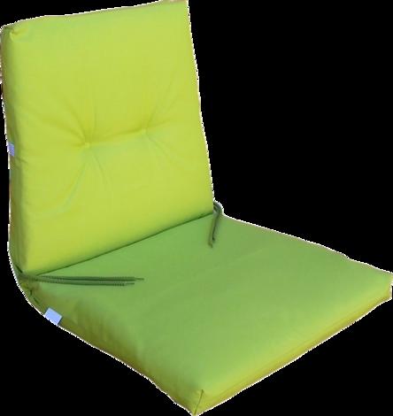 Възглавница Rattan 90х45х4 зел