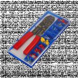 Комплект клещи и кабелни накарайници Orno
