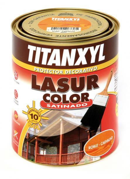 Лазурен лак Titanxyl 0.75л, 3801