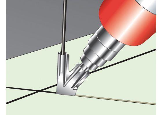 Пластмасови заваръчни пръчки за LDPE - 100 г 2