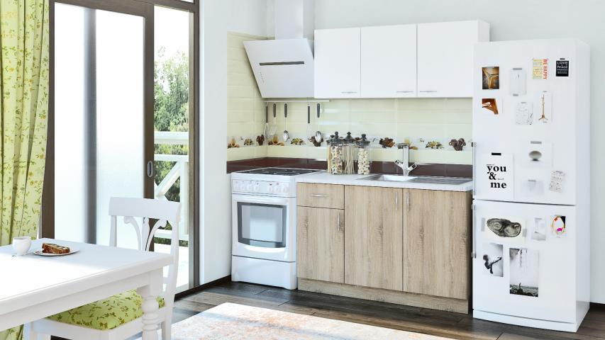Кухня Симона1 130см