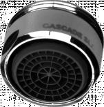 Aератор CASCADE хром M24 x 1 бр