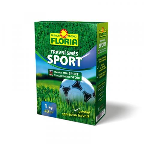 FLORIA Тревна смес Спорт 1 кг.