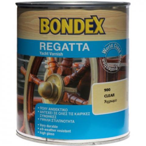 Яхтен лак Bondex 0.75л