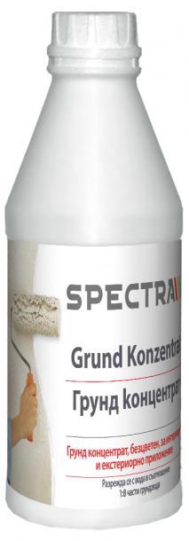 Грунд за стени Spectra 1 л