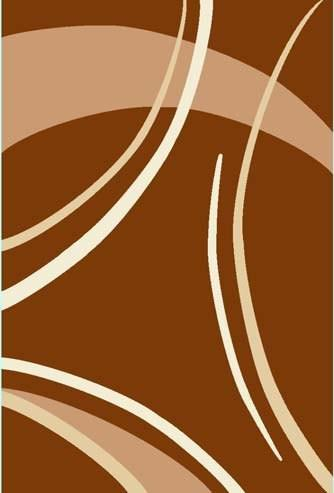 Килим SMART 4066A brown, 160/230