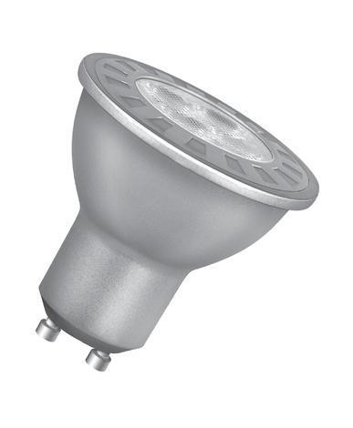 LED рефлекторна лампа  4,6W,GU10
