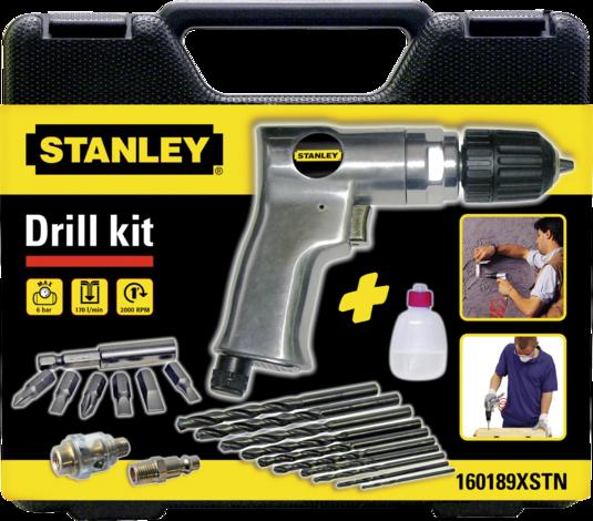 Пневматична бормашина Stanley