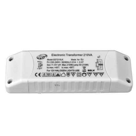 Електронен трансформатор 210W