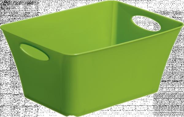 Living Box 24л зелена