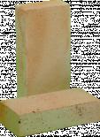 Огнеупорна тухла 230/113/65