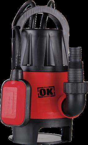 Помпа O.K CSP400D-4