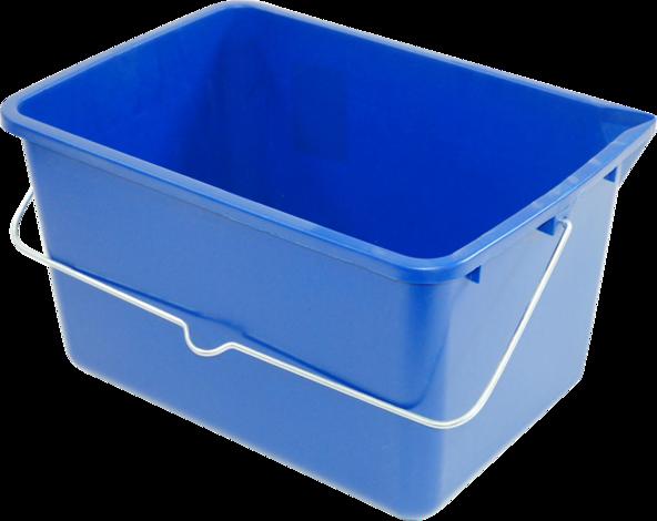 Пластмасова кофа за боя 12л
