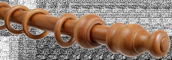Корниз Лугано 120 см череша