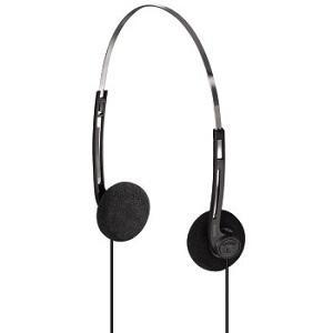 Слушалки стерео  HK-3040 черни HAMA